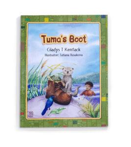 Tuma's boot cover