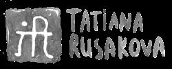 logo Tatiana Rusakova illustrator